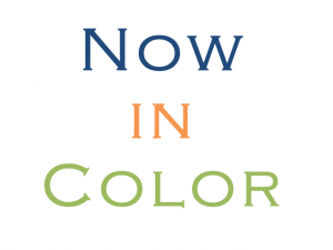 Now in Color – released September 15, 2020